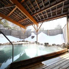 Отель Ohruri Sanso Nikko Никко бассейн