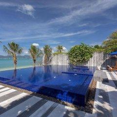 Отель X10 Seaview Suite Panwa Beach бассейн фото 2