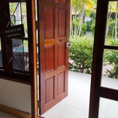 Отель Chaweng Resort сейф в номере
