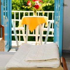 Отель Katerina Apartments Греция, Калимнос - отзывы, цены и фото номеров - забронировать отель Katerina Apartments онлайн ванная