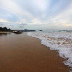Отель Paradise Inn пляж