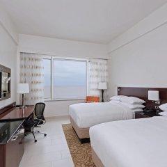 Отель Guyana Marriott Hotel Georgetown Гайана, Джорджтаун - отзывы, цены и фото номеров - забронировать отель Guyana Marriott Hotel Georgetown онлайн комната для гостей фото 2