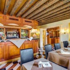 Отель Antiche Figure Венеция гостиничный бар