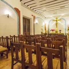 Отель Hacienda Santa Cruz развлечения