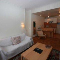 Отель New Continental Business Flats Брюссель комната для гостей фото 3