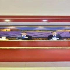 Отель Hanting Express Hotel Beijing Asian Games Village Китай, Пекин - отзывы, цены и фото номеров - забронировать отель Hanting Express Hotel Beijing Asian Games Village онлайн интерьер отеля фото 3