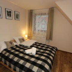 Отель Maryna House - Widokowy Apartament комната для гостей