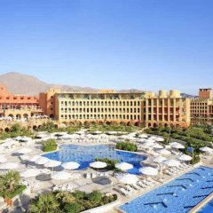 Отель Intercontinental Taba Heights Resort бассейн