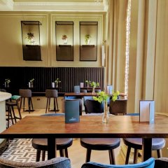Отель Amba Hotel Grosvenor Великобритания, Лондон - 1 отзыв об отеле, цены и фото номеров - забронировать отель Amba Hotel Grosvenor онлайн питание фото 2