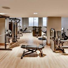 Отель InterContinental London - The O2 Великобритания, Лондон - отзывы, цены и фото номеров - забронировать отель InterContinental London - The O2 онлайн фитнесс-зал фото 2