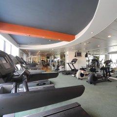 Hotel Equatorial Shanghai фитнесс-зал фото 2