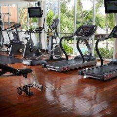 Hard Rock Hotel Pattaya фитнесс-зал фото 4