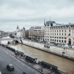Отель Hôtel Le Notre Dame Saint Michel Франция, Париж - отзывы, цены и фото номеров - забронировать отель Hôtel Le Notre Dame Saint Michel онлайн фото 2