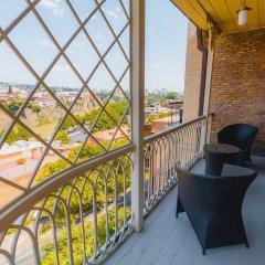Отель Цитадель Нарикала балкон фото 4