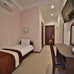 Гостиница Современник комната для гостей фото 4