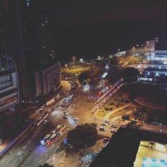 Man Shi Guang Hostel Шэньчжэнь балкон