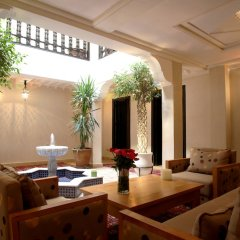 Отель Riad La Croix Berbère Luxe питание фото 2