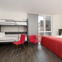 TRYP Berlin Mitte Hotel 4* Стандартный номер с различными типами кроватей фото 8
