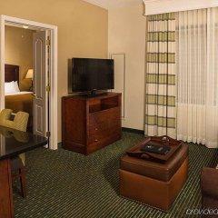 Отель Homewood Suites Minneapolis - Mall Of America Блумингтон комната для гостей
