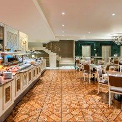 Отель Elite World Prestige питание