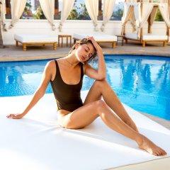 Отель Bahia Hotel & Beach House Мексика, Кабо-Сан-Лукас - отзывы, цены и фото номеров - забронировать отель Bahia Hotel & Beach House онлайн фитнесс-зал фото 2