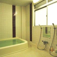 Отель Pension ULLR Хакуба ванная фото 2