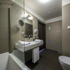 Отель Kossak Hotel Польша, Краков - 1 отзыв об отеле, цены и фото номеров - забронировать отель Kossak Hotel онлайн ванная