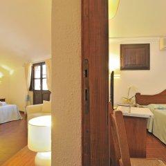 Отель Arbatax Park Resort Borgo Cala Moresca комната для гостей фото 2