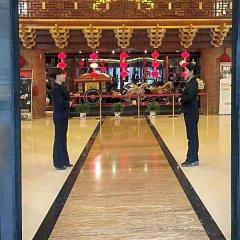Отель Xian Yanta International Hotel Китай, Сиань - отзывы, цены и фото номеров - забронировать отель Xian Yanta International Hotel онлайн приотельная территория