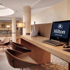 Отель Hilton Munich Park интерьер отеля фото 3