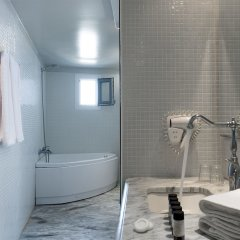 Отель Xenones Filotera Греция, Остров Санторини - отзывы, цены и фото номеров - забронировать отель Xenones Filotera онлайн ванная фото 2