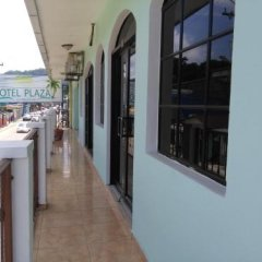 Hotel Plaza балкон