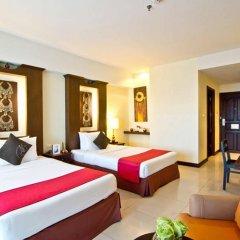 Golden Sea Pattaya Hotel комната для гостей фото 2