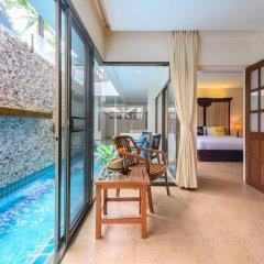 Patong Lodge Hotel балкон