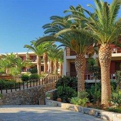 Отель Dessole Malia Beach – All Inclusive парковка