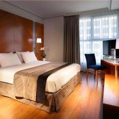 Отель Exe Plaza Испания, Мадрид - отзывы, цены и фото номеров - забронировать отель Exe Plaza онлайн комната для гостей фото 5