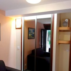 Апартаменты Apartment With one Bedroom in Alfortville, With Furnished Garden and W сейф в номере