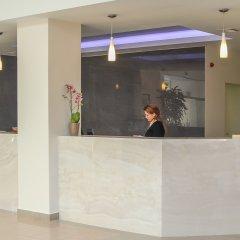 Отель Horizon Beach Resort Греция, Калимнос - отзывы, цены и фото номеров - забронировать отель Horizon Beach Resort онлайн интерьер отеля