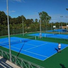 Отель Akiris Нова-Сири спортивное сооружение