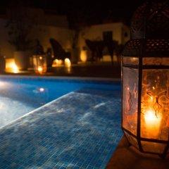 Отель Dar El Kebira Salam Марокко, Рабат - отзывы, цены и фото номеров - забронировать отель Dar El Kebira Salam онлайн бассейн фото 3