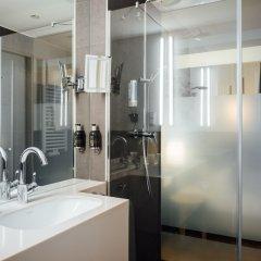 Отель arcona LIVING BACH14 Германия, Лейпциг - 1 отзыв об отеле, цены и фото номеров - забронировать отель arcona LIVING BACH14 онлайн ванная