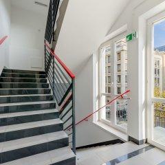 Отель Kapsula Hostel Warszawa Польша, Варшава - отзывы, цены и фото номеров - забронировать отель Kapsula Hostel Warszawa онлайн балкон