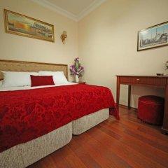 Asitane Life Hotel сейф в номере