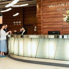 Отель Warsaw Plaza Hotel Польша, Варшава - 1 отзыв об отеле, цены и фото номеров - забронировать отель Warsaw Plaza Hotel онлайн интерьер отеля фото 3
