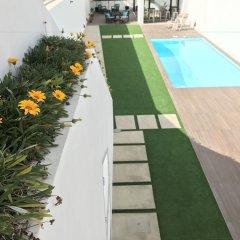 Отель Praia de Santos - Exclusive Guest House Португалия, Понта-Делгада - отзывы, цены и фото номеров - забронировать отель Praia de Santos - Exclusive Guest House онлайн бассейн фото 3