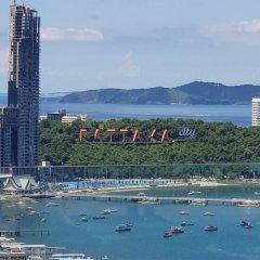Отель Pattaya Central Sea View Pool Suite Паттайя фото 14
