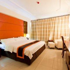 Отель Royal Nick Тема комната для гостей фото 2