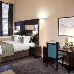 Отель Fraser Suites Glasgow Великобритания, Глазго - отзывы, цены и фото номеров - забронировать отель Fraser Suites Glasgow онлайн удобства в номере