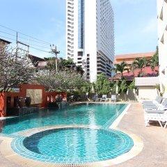 Crown Pattaya Beach Hotel детские мероприятия фото 2