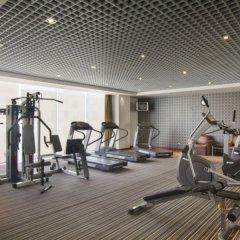 Отель Holiday Inn Suzhou Youlian фитнесс-зал